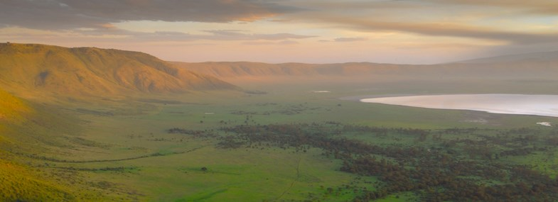 Circuit Tanzanie - Jour 4 : Cratère du Ngorongoro