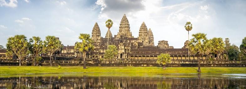 Circuit Vietnam-Cambodge - Jour 14 : Temples d'Angkor (Angkor Vat & Ta Prohm)