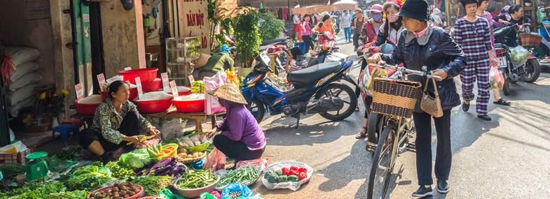 Circuit Vietnam-Cambodge - Jour 3 : Hanoï