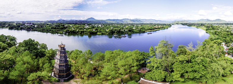 Circuit Vietnam-Cambodge - Jour 9 : Hue