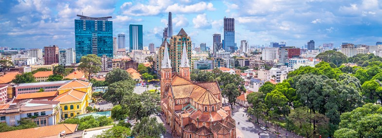 Circuit Vietnam - Jour 15 : Ho Chi Minh ville - Vol retour
