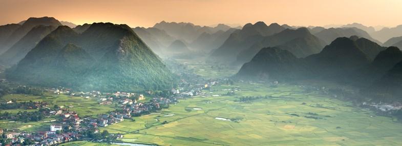 Circuit Vietnam - Jour 6 : Ban Gioc - Lang Son