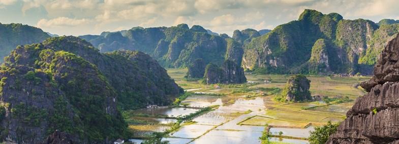 Circuit Vietnam - Jour 9 : Ninh Binh - Hué