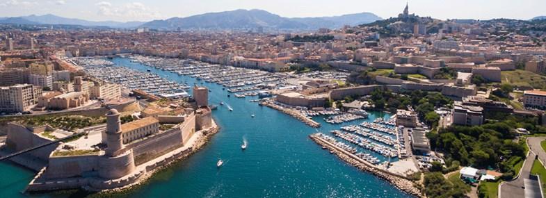 Circuit Provence - Jour 1 : Marseille