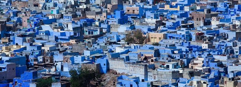 Circuit Inde - Jour 4 : Jodhpur - Jaisalmer