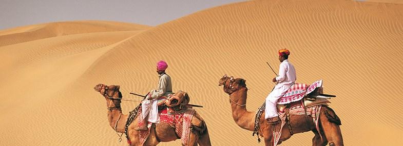 Circuit Inde - Jour 5 : Jaisalmer - Motai