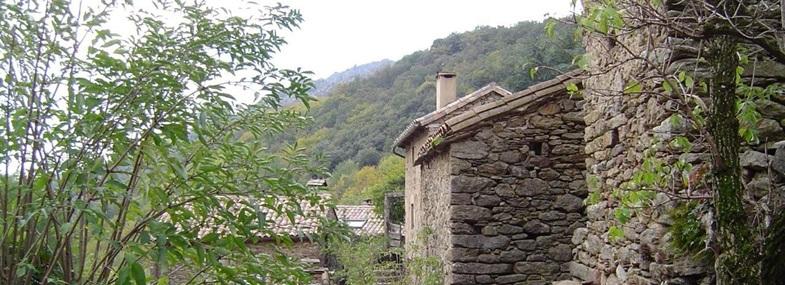 Circuit Occitanie - Jour 4 : Hameau de Bardou - Gorges de la Roque Rouge