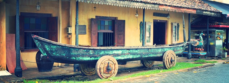 Circuit Sri Lanka - Jour 13 : Mirissa - Galle - Colombo - Vol retour