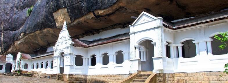 Circuit Sri Lanka - Jour 4 : Sigiriya - Dambulla - Matale - Mont Knuckles