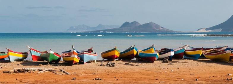 Circuit Cap Vert - Jour 1 : Vol pour le Cap Vert