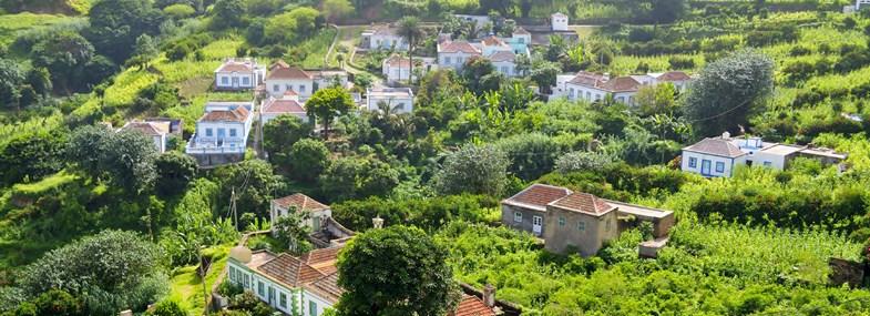 Circuit Cap Vert - Jour 4 : Cha de Pedra - Cha d'Igreja