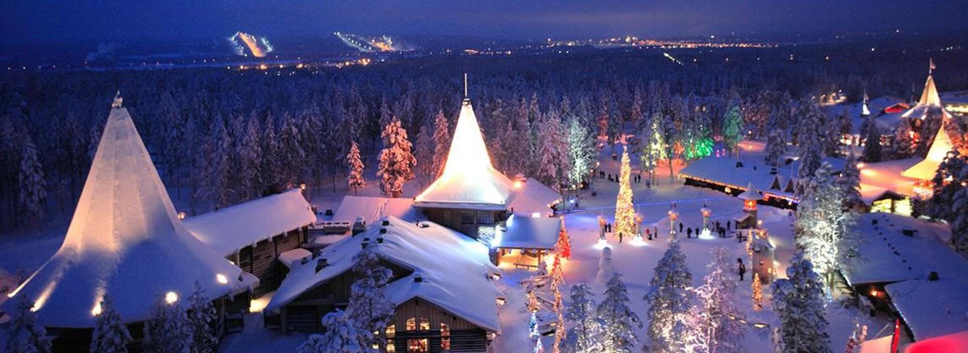 Circuit Laponie   En vadrouille avec mon renne