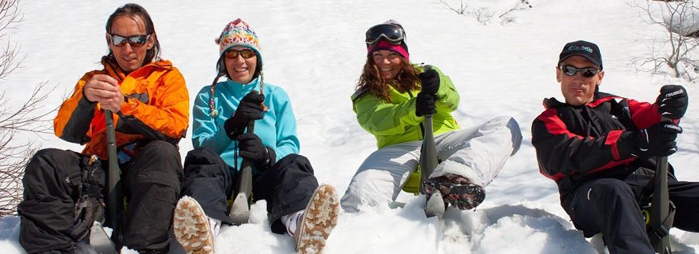 circuit fr rh ne alpes ski en famille au t l mark les covoyageurs. Black Bedroom Furniture Sets. Home Design Ideas