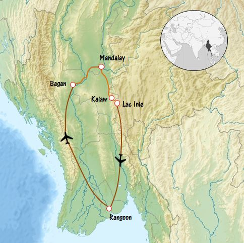 Carte Birmanie A Telecharger.Circuit Birmanie Myanmar Mi Amor