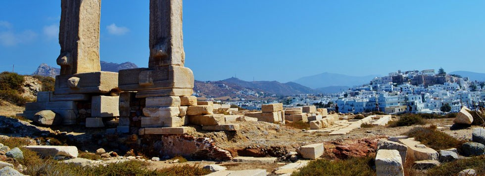 Naxos cyclades Apollon