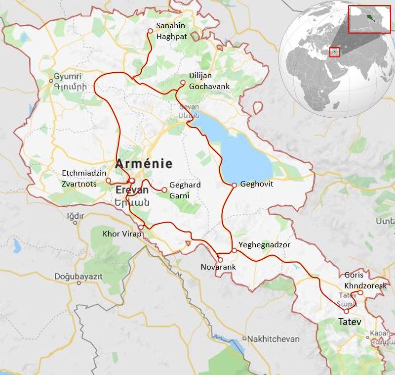 Petite Arménie datant