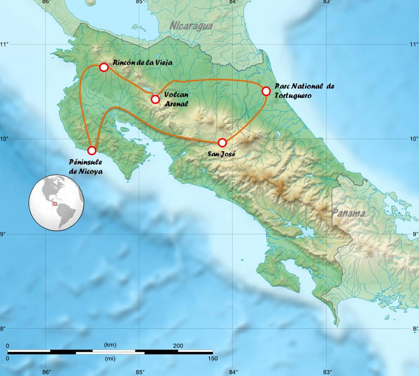 Costa Rica datant
